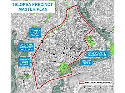 Telopea Master Plan Area