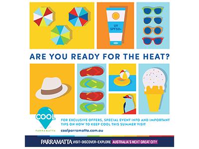 Cool Parramatta Poster