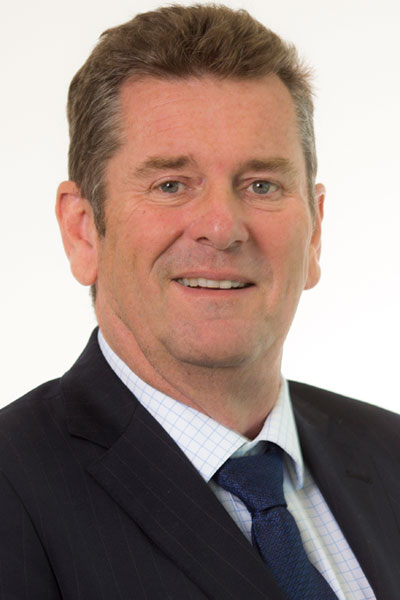 Deputy Chief Commissioner, Economic Commissioner, Geoff Roberts