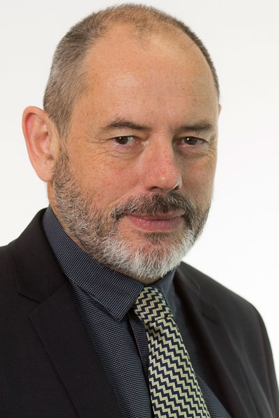 Environment Commissioner, Roderick Simpson