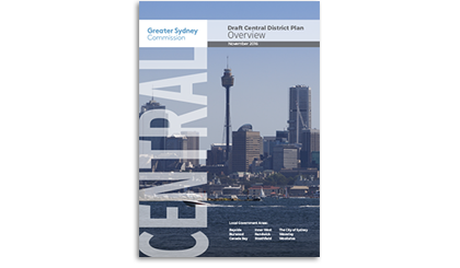 Central District overview cover