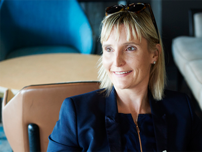 Headshot of Greater Sydney Commission CEO Sarah Hill