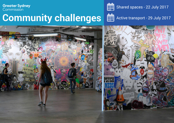Community challenges people in exhibition space