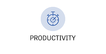 data hub productivity icon inactive icon