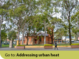 Link: Addressing urban heat Performance Indicator