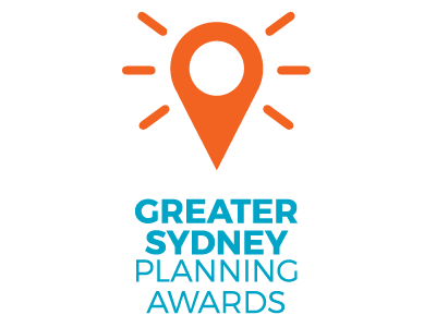 Greater Sydney Planning Awards logo