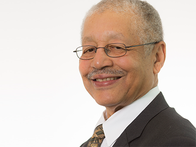 Head shot of GSC Commissioner Central City District Edward Blakely
