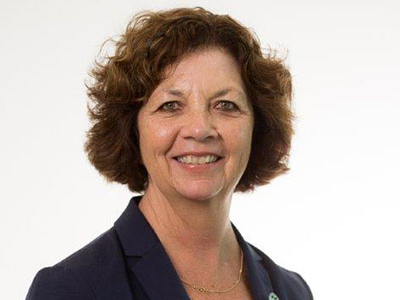Headshot of Social Commissioner, Heather Nesbitt