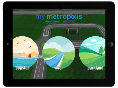 My Metropolis App