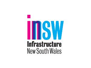 Infrastructure NSW logo