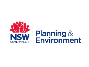 NSW Department of Planning and Environment logo