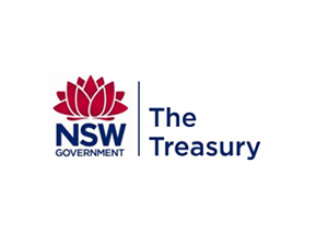 NSW Treasury logo