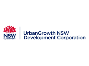 UrbanGrowth NSW Development Corporation logo
