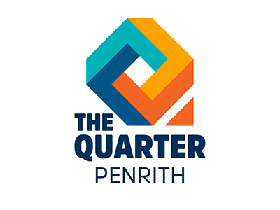 The Quarter Penrith logo